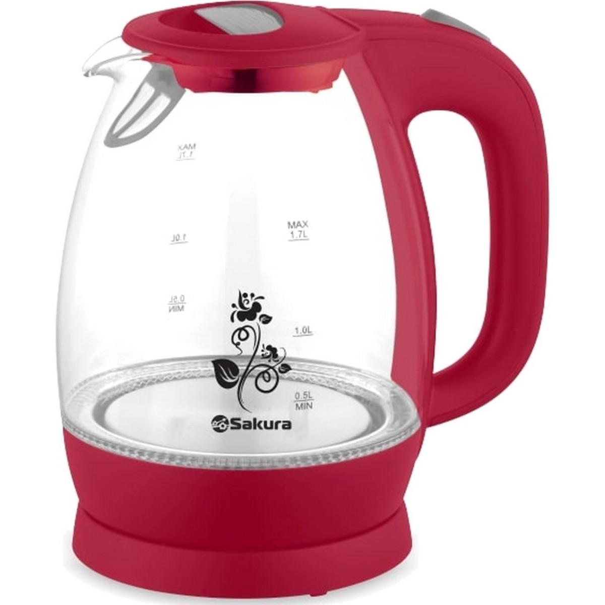Электрический чайник SAKURA SA-2715R