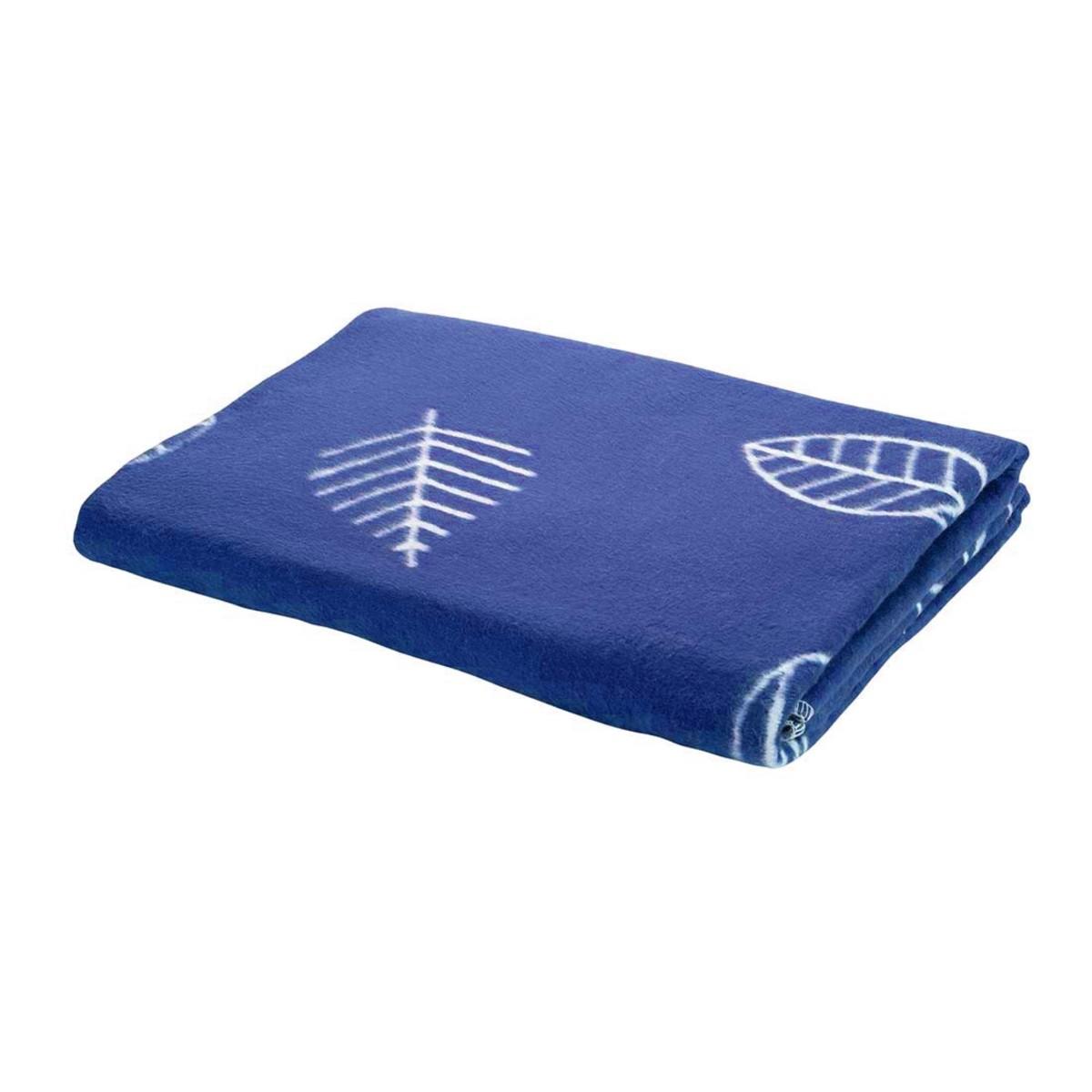 Одеяло Ермолино Листья 150х205 см байка