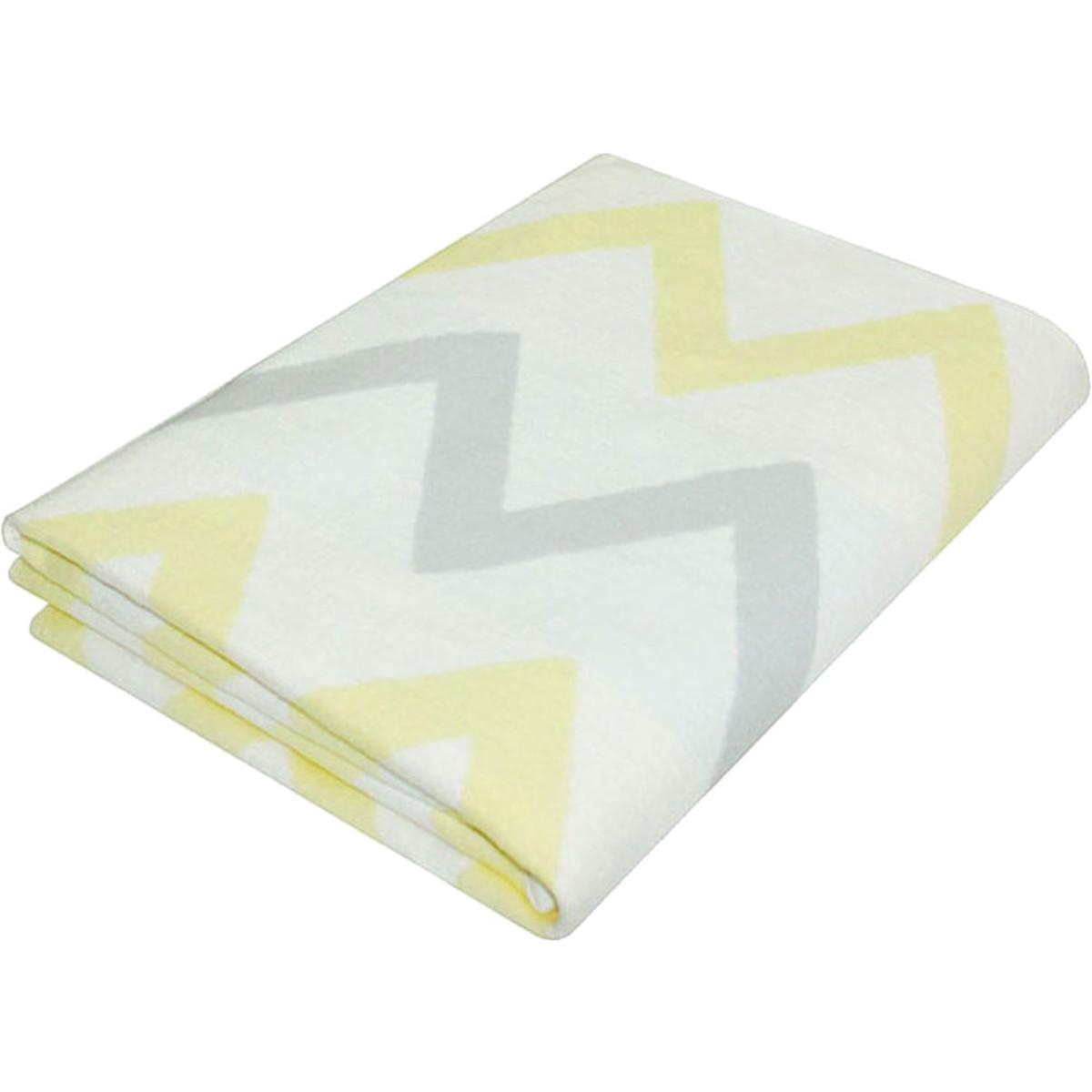 Одеяло Ермолино Зигзаги 150х205 см байка