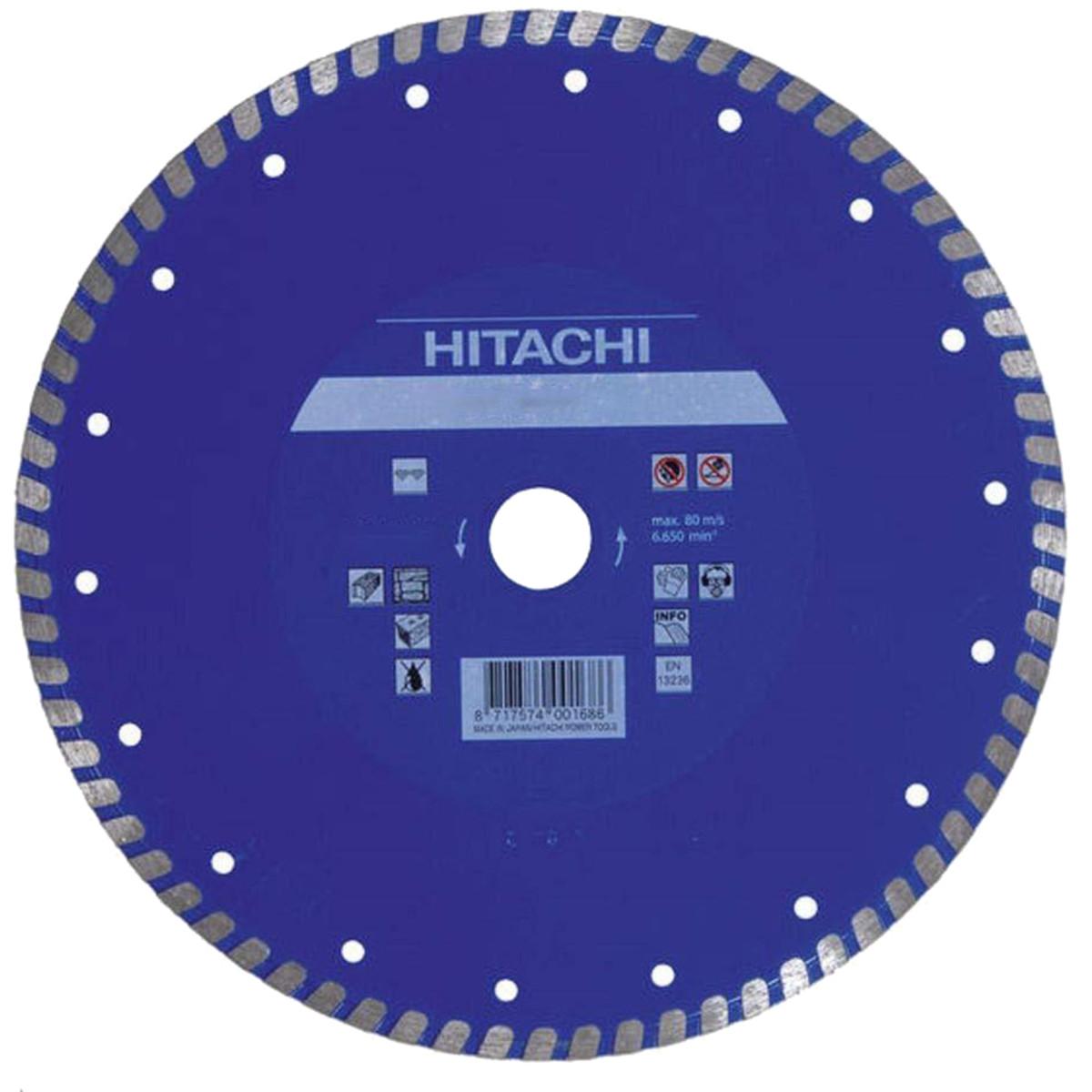Диск Алмазный Hitachi Htc-752844