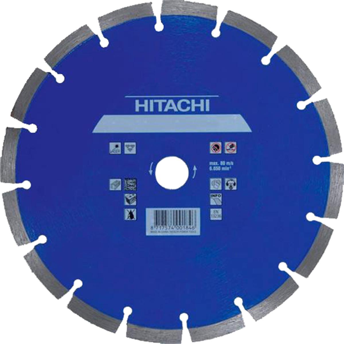 Диск Алмазный Hitachi Htc-752854