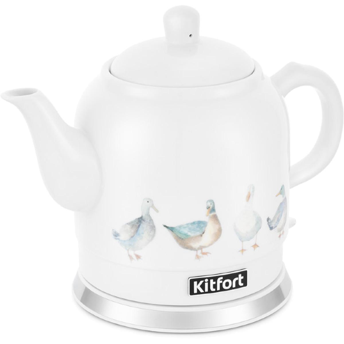 Электрический чайник Kitfort  КТ-691-2