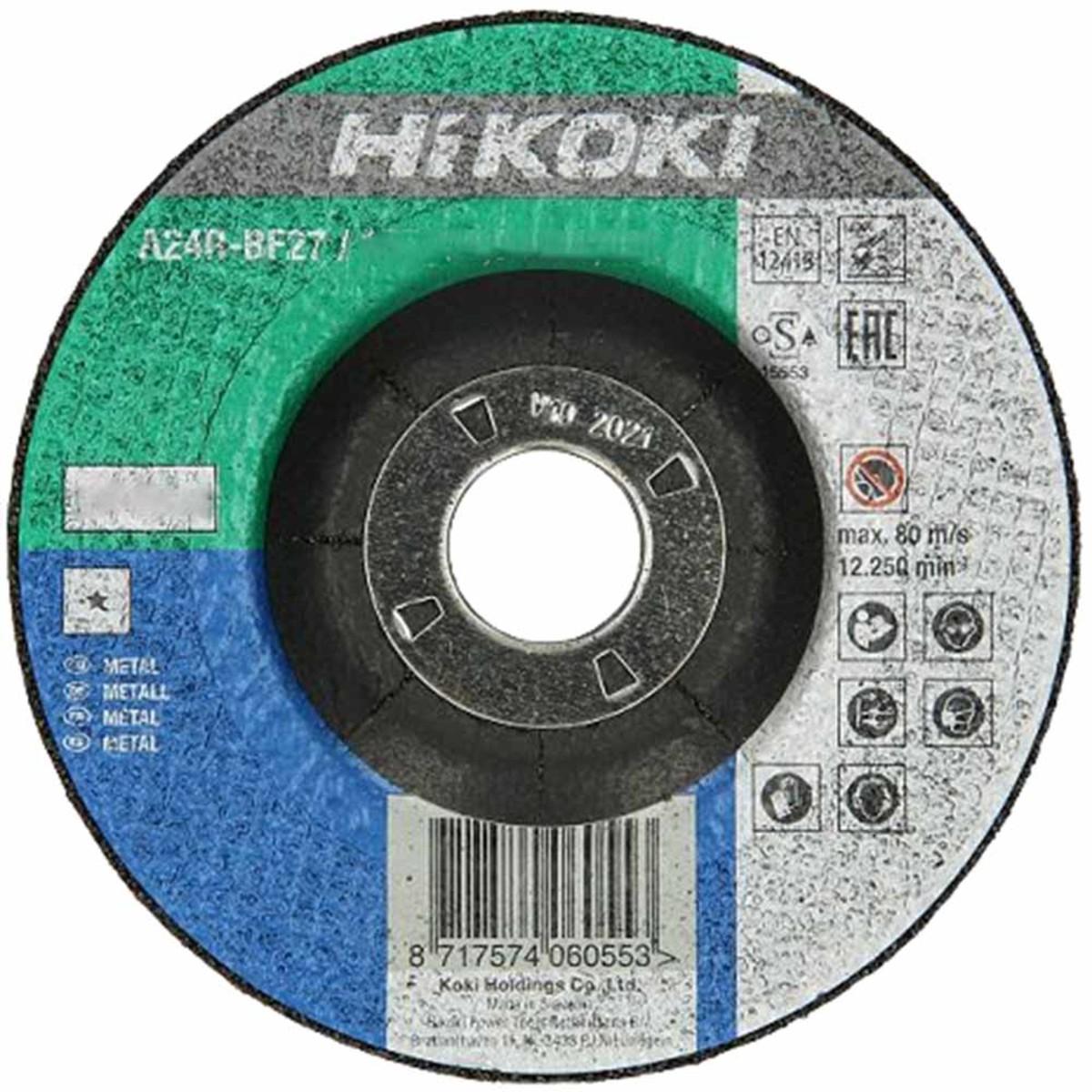 Диск шлифовальный HiKokii 230х6х222