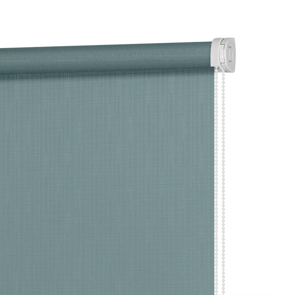 Рулонная Ора Decofest Апилера 90Х160 Цвет Бирюзовый