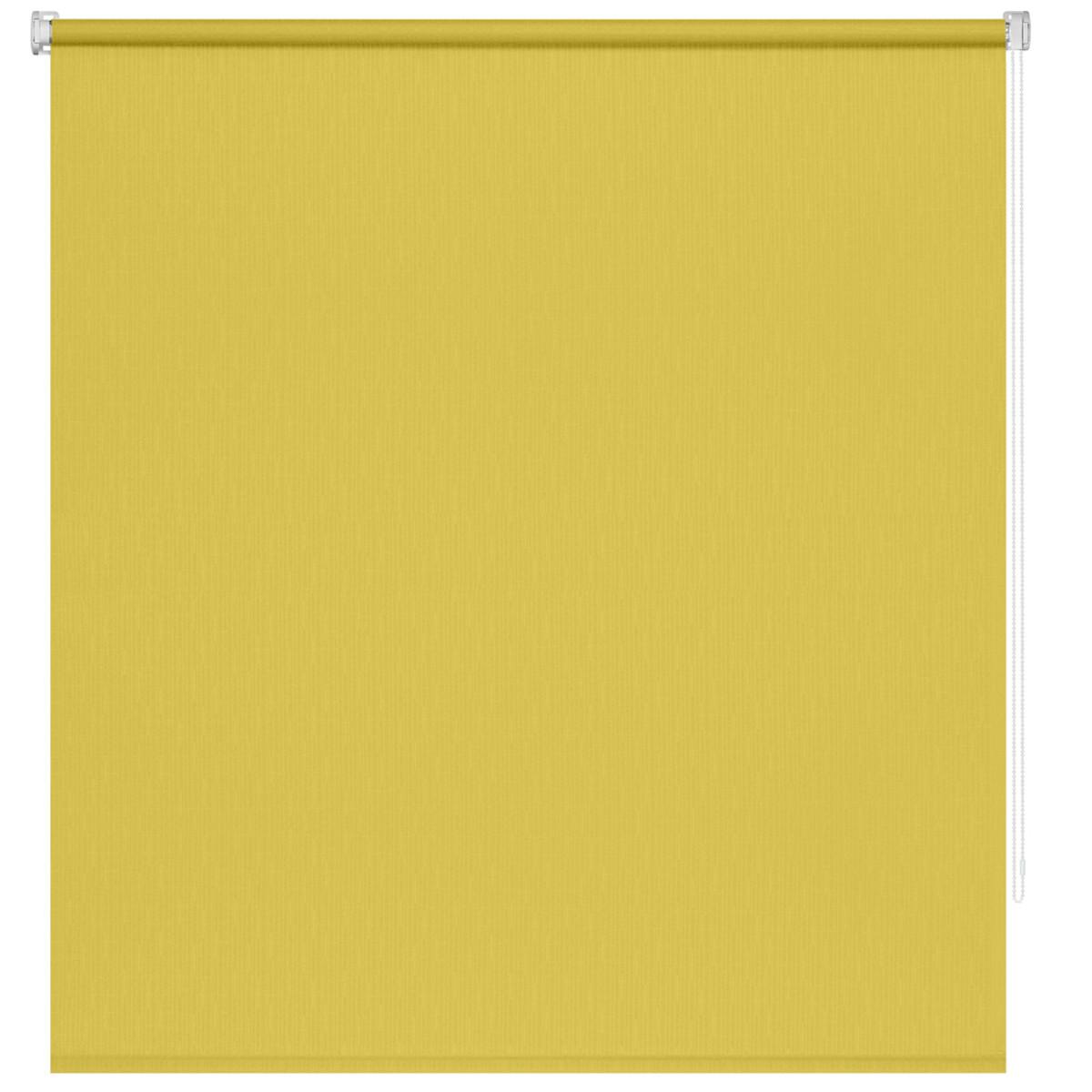 Рулонная Ора Decofest Апилера 80Х160 Цвет Желтый