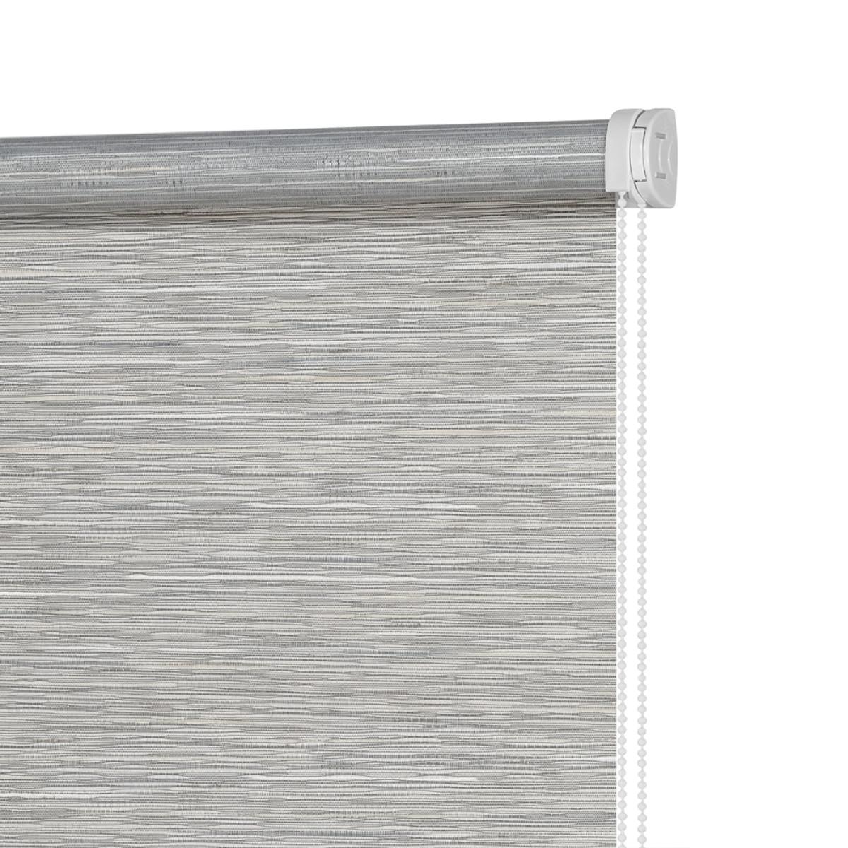 Рулонная Ора Decofest Комо 80Х160 Цвет Серый