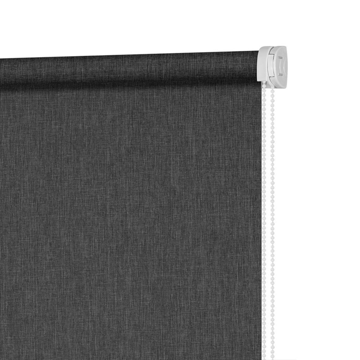 Рулонная Ора Decofest Меланж 90Х160 Цвет Серый