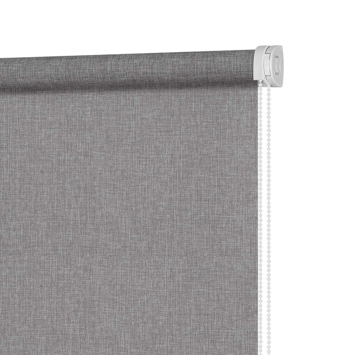 Рулонная Ора Decofest Фелиса 100Х160 Цвет Серый
