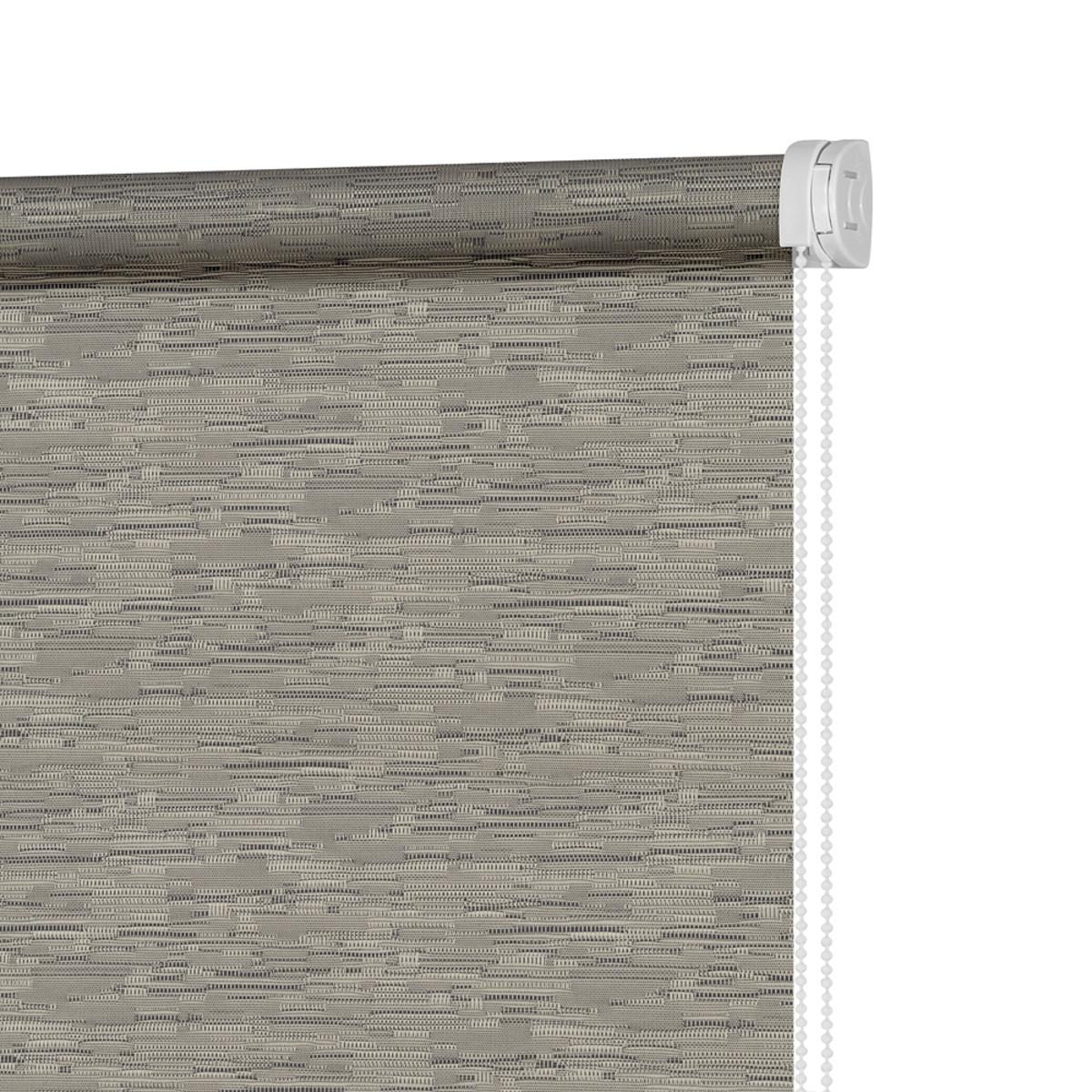Рулонная Ора Decofest Эко 100Х160 Цвет Серый