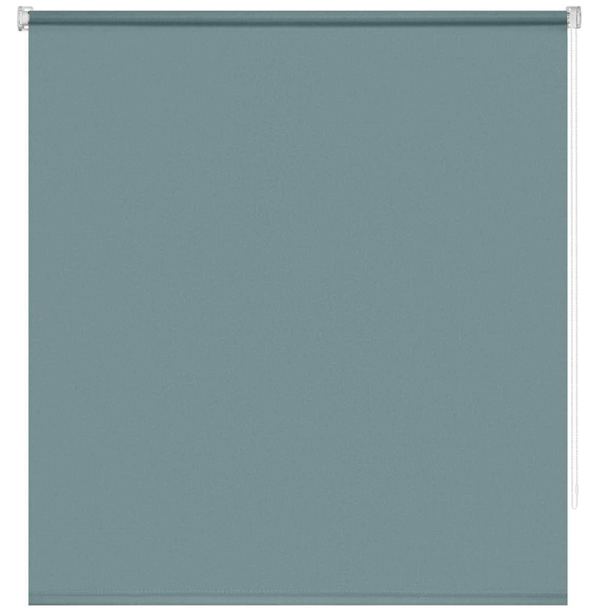 Рулонная Ора Decofest Плайн 100Х160 Цвет Бирюзовый
