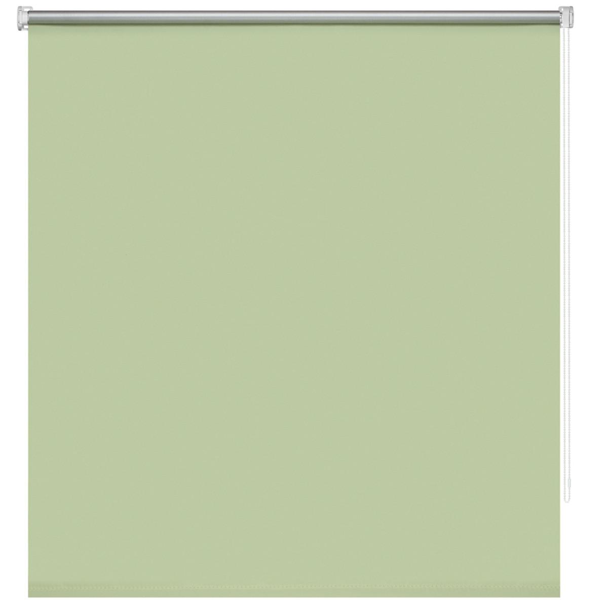 Рулонная Ора Decofest Плайн 100Х160 Цвет Зеленый