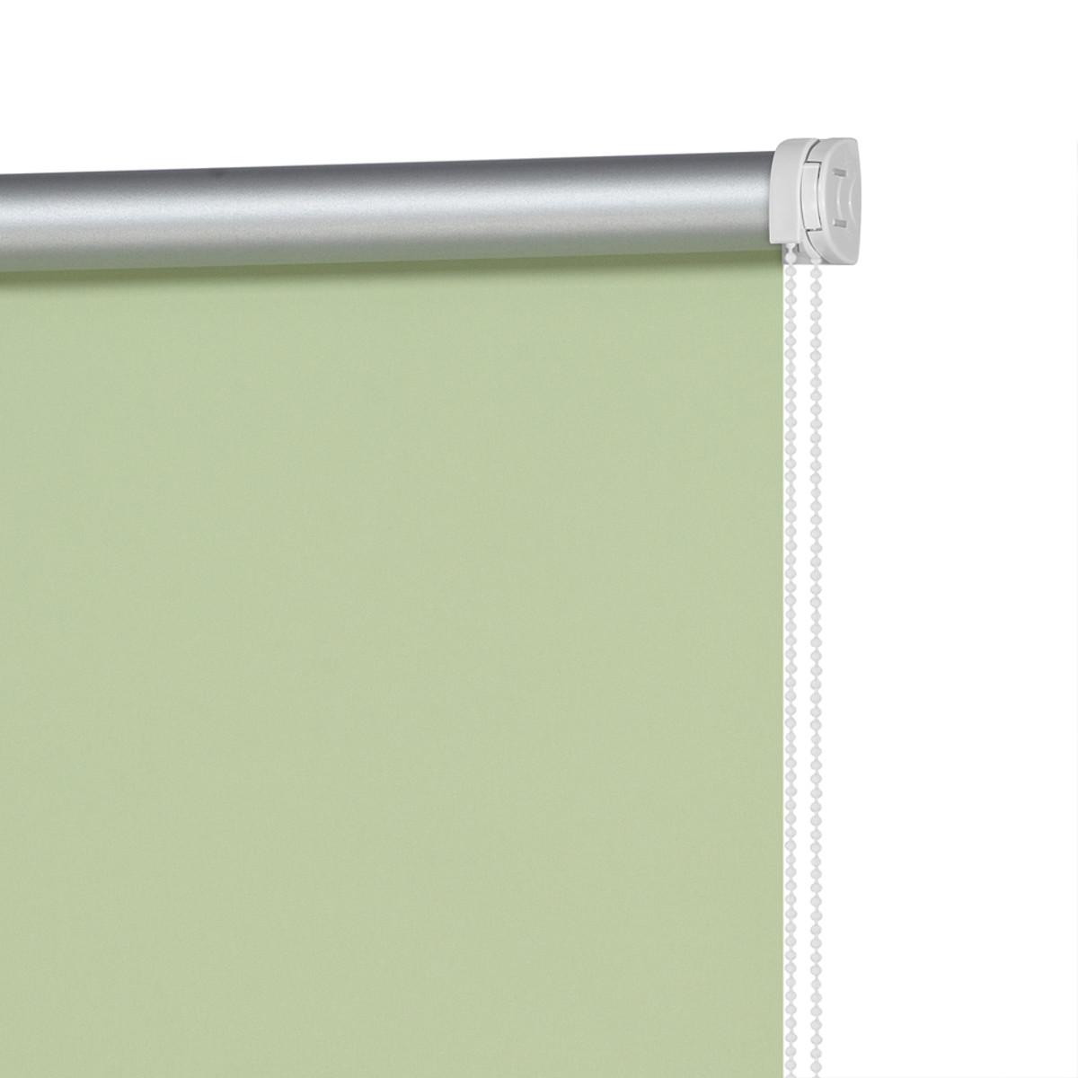Рулонная Ора Decofest Плайн 120Х160 Цвет Зеленый