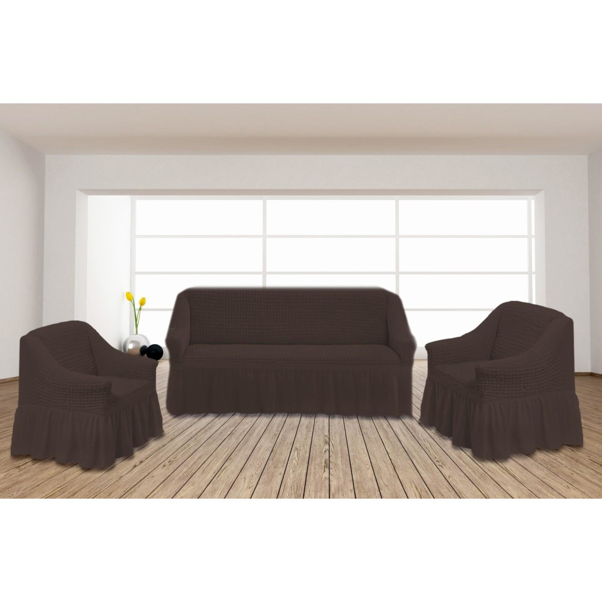Комплект чехлов для мебели Texrepublic Absolute 8818