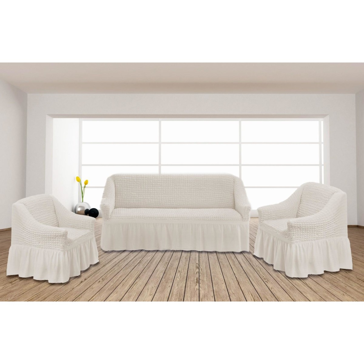 Комплект чехлов для мебели Texrepublic Absolute 8822