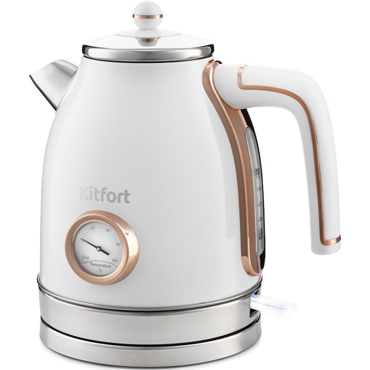 Электрический чайник KITFORT КТ-6102-3