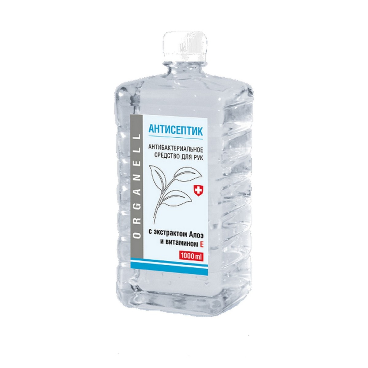 Антибактериальное средство для рук ORGANELL 1 л