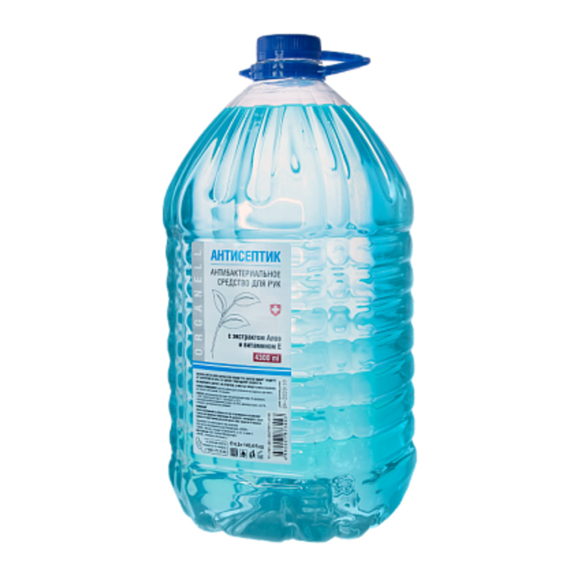 Антибактериальное средство для рук ORGANELL 43 л