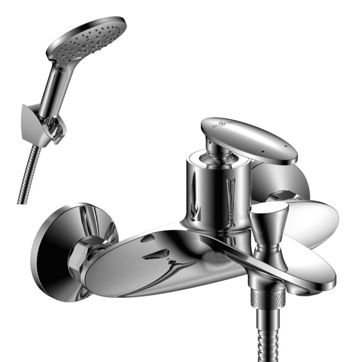 Смеситель для ванны ROSSINKA R RS30-31 RS30-31