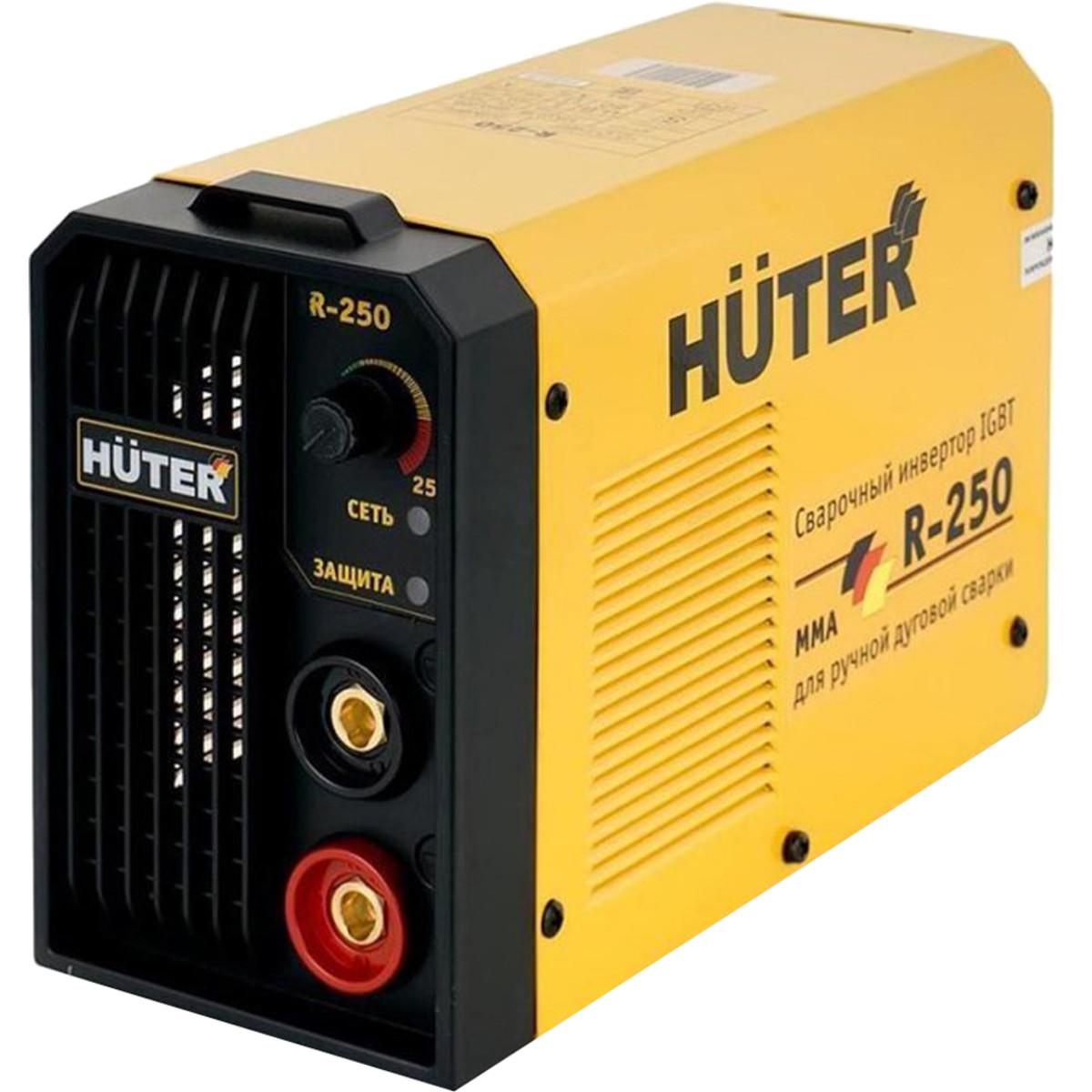 Дуговой Сварочный Инвертор Huter R-250 65/49