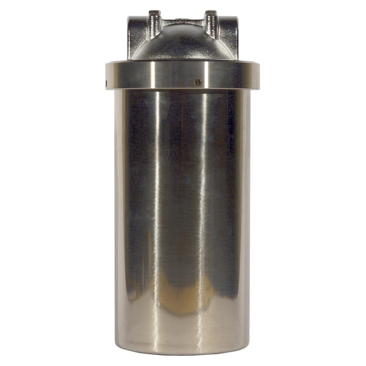 Магистральный металлический корпус Аква Про 10BB 1