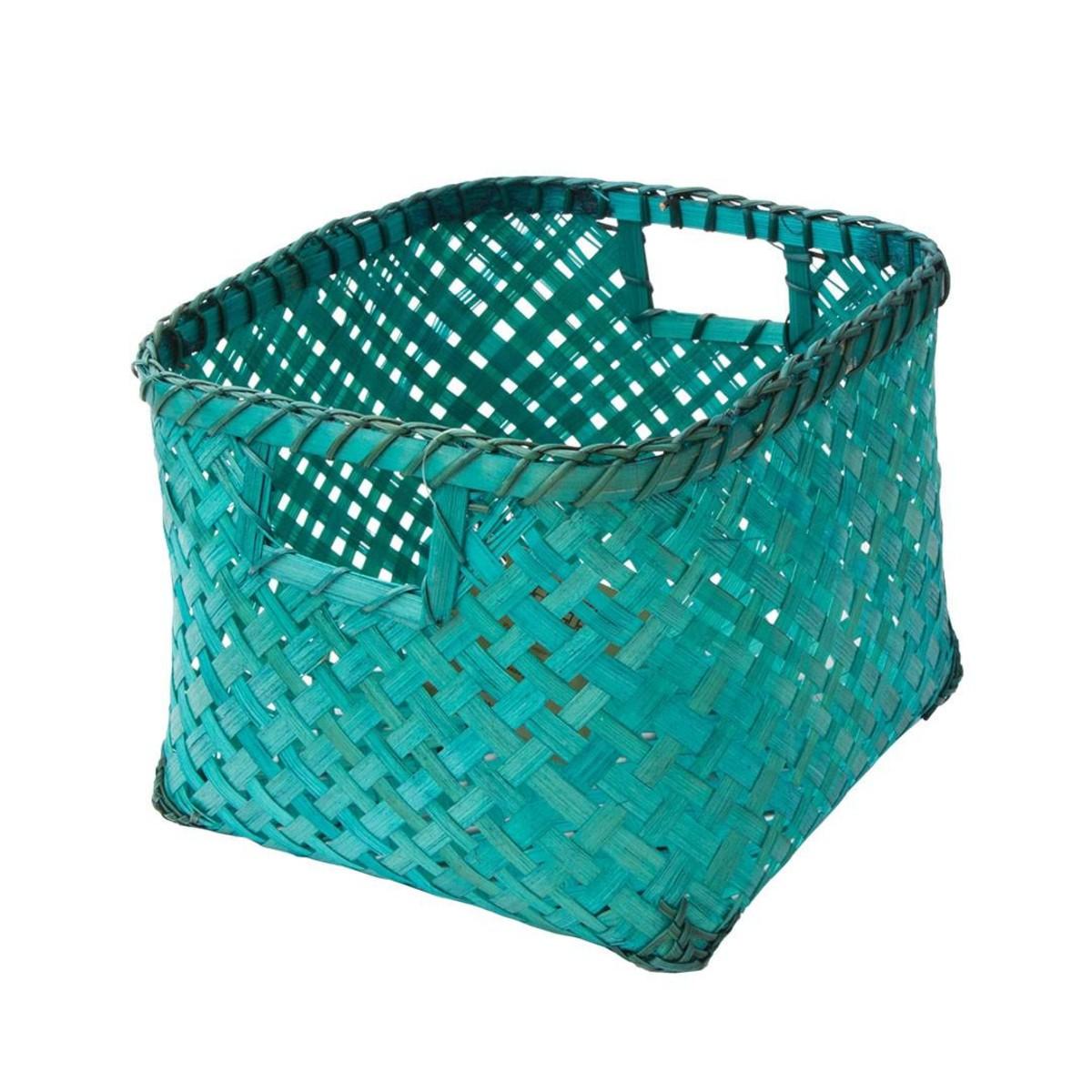 Корзина для хранения Natural House Изумрудное плетение MIF-08