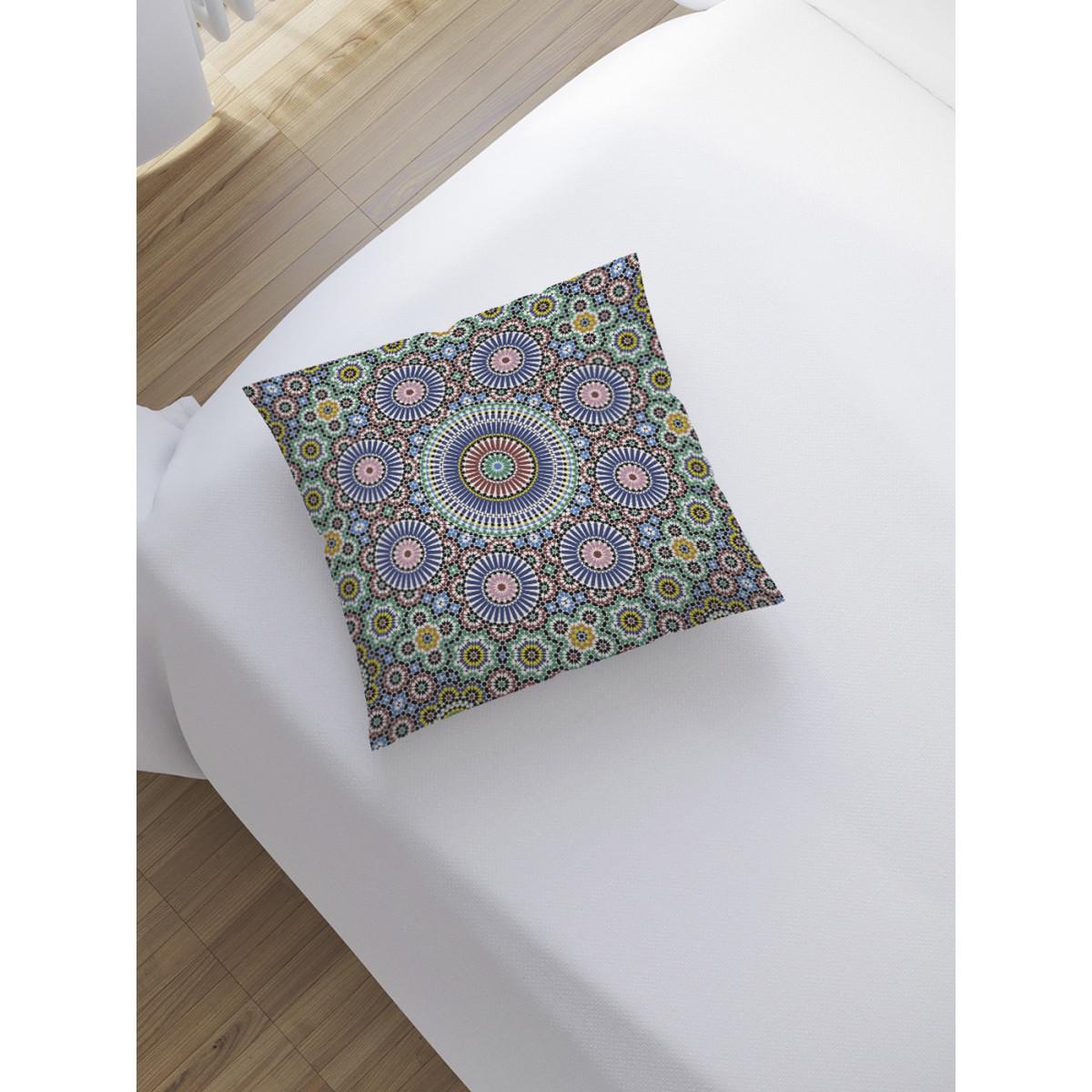 Декоративная наволочка JoyArty Танцующие круги sl_12307 45х45 см
