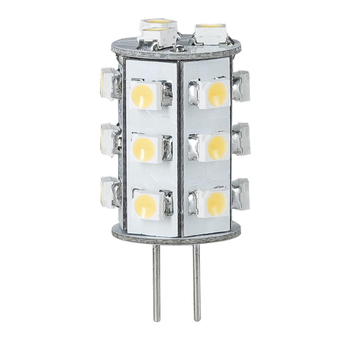 Лампа светодиодная Paulmann 28091 G4 85 Лм теплый свет