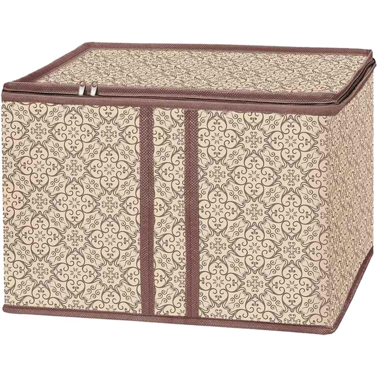 Коробка для стеллажей Рыжий кот 312567 35х30х25 см