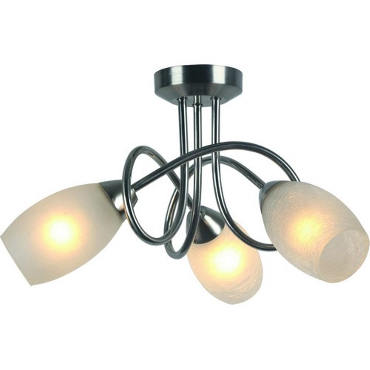Люстра Arte Lamp Mutti A8616PL-3SS E14 3 лампы