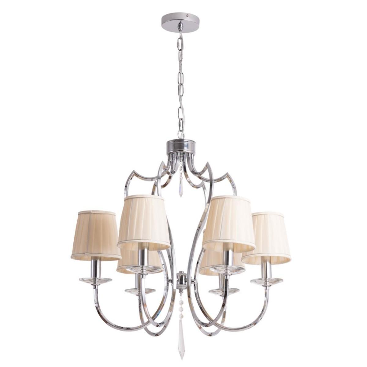 Люстра Arte Lamp Andrea A6352LM-6CC E14 6 ламп