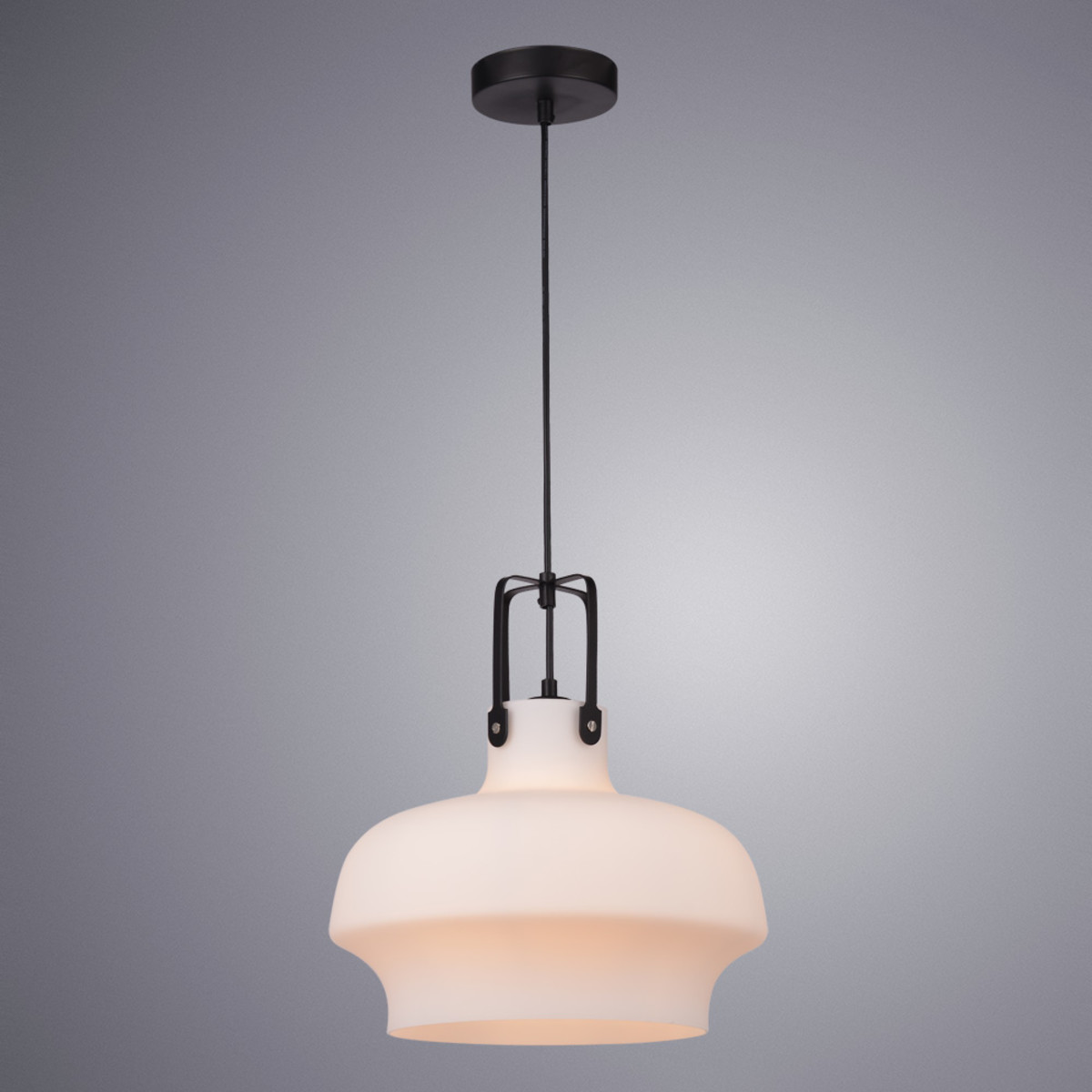 Люстра Arte Lamp Arno A3633SP-1WH E27 1 лампа