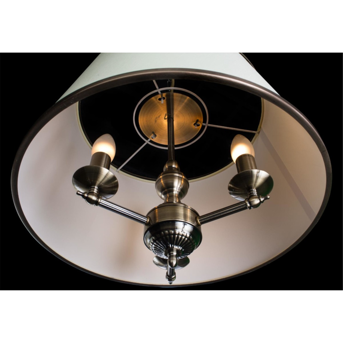 Люстра Arte Lamp Alice A3579SP-3AB E14 3 лампы