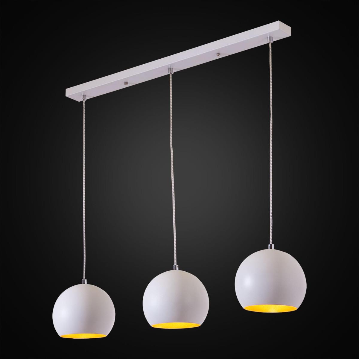 Люстра Citilux Оми Cl945130 E27 3 Лампы 9 М²