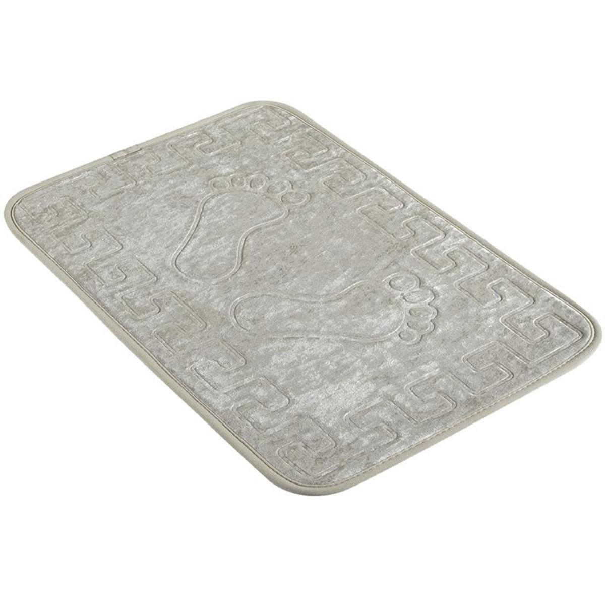 Коврик для ванной Aqua-Prime Foot 40Х60см (Белый) 1/70