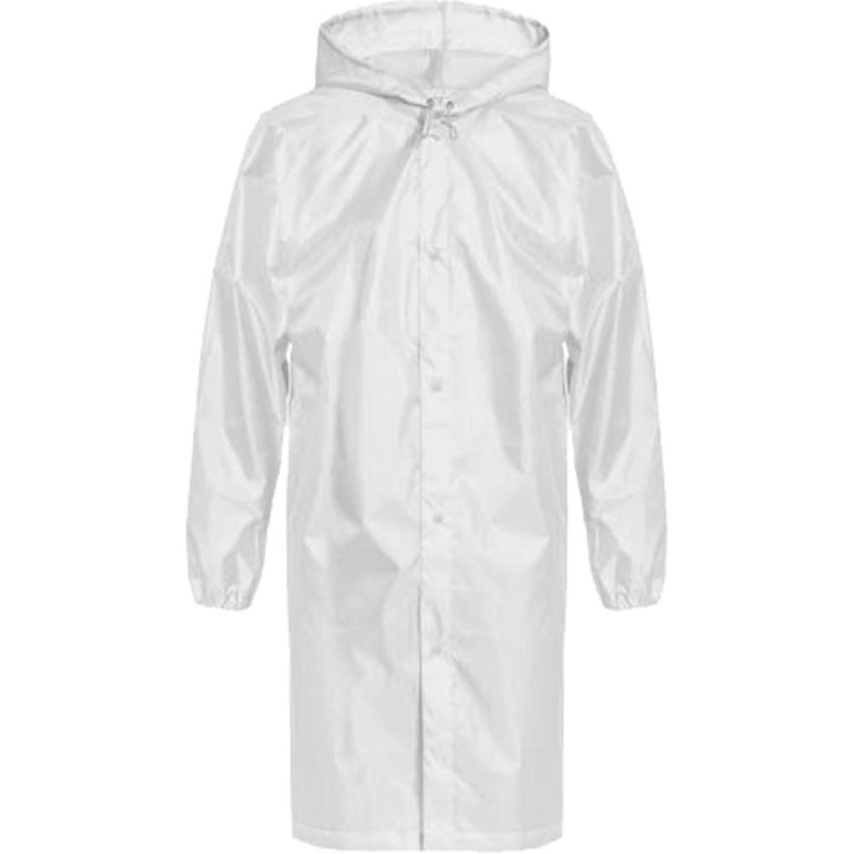 Дождевик Hobocode Rainman Белый S