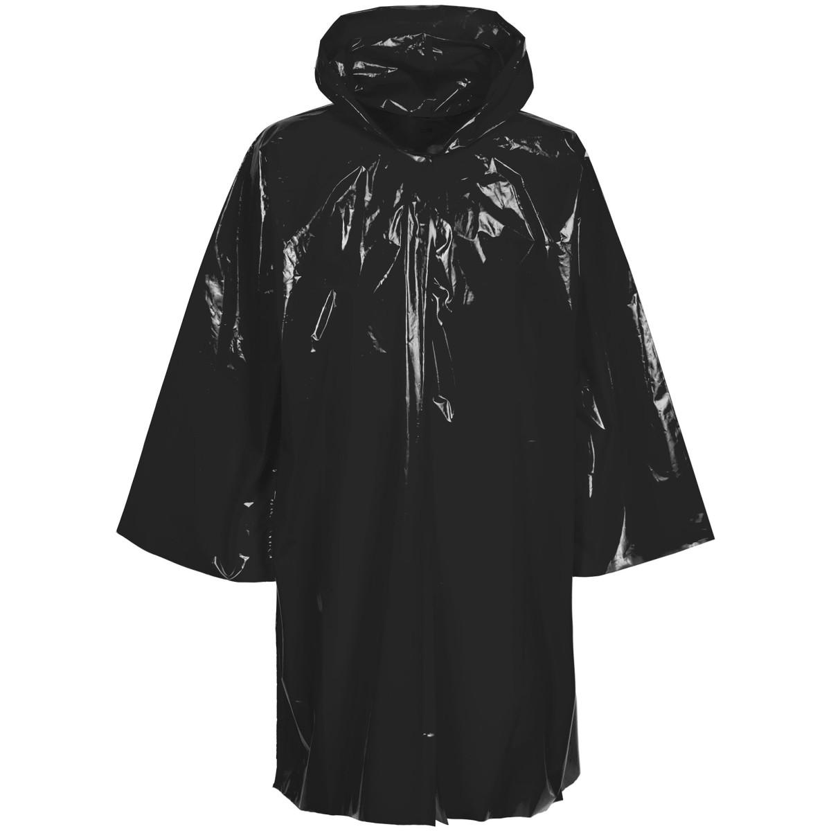 Дождевик-Плащ Cloudtime Черный