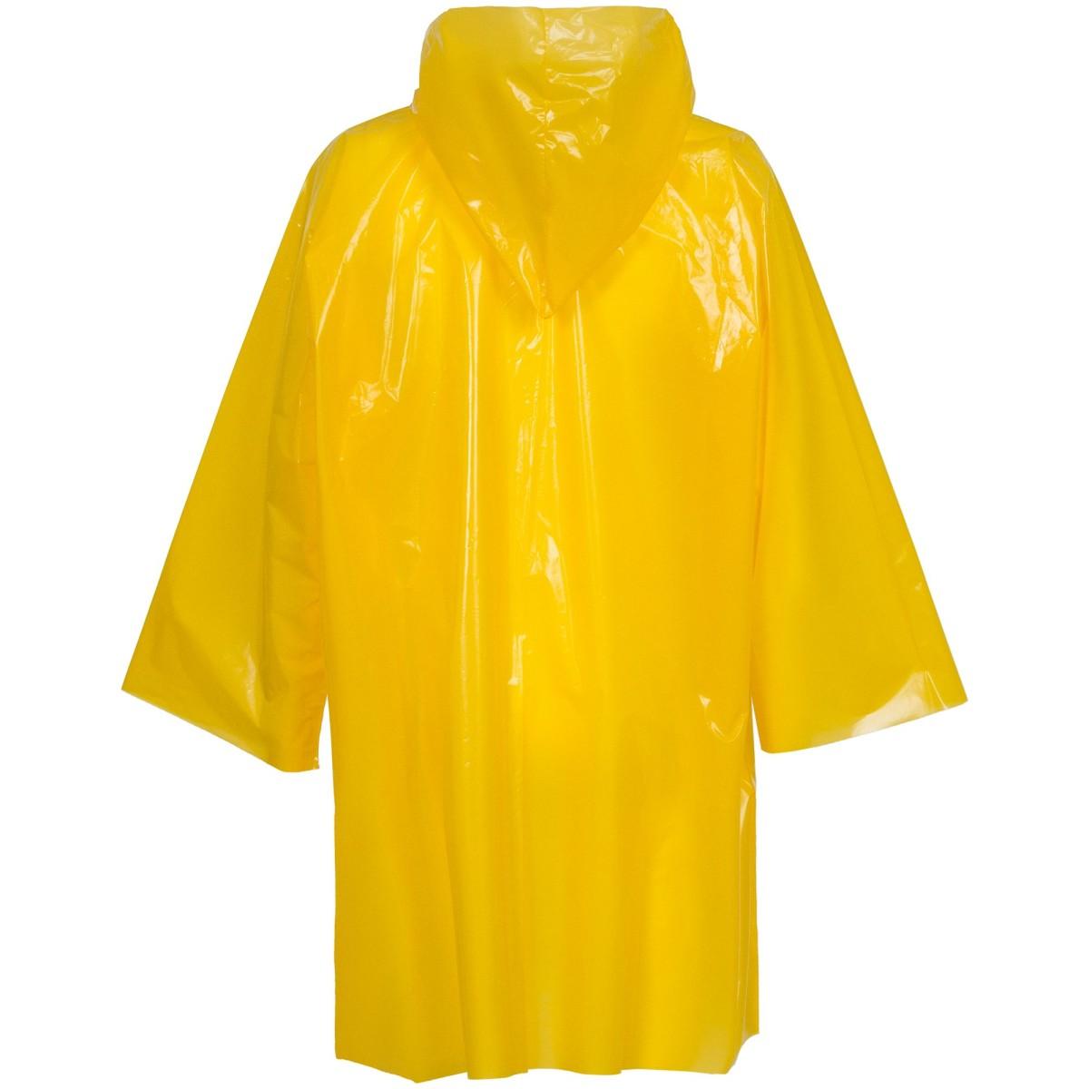 Дождевик-Плащ Cloudtime Желтый