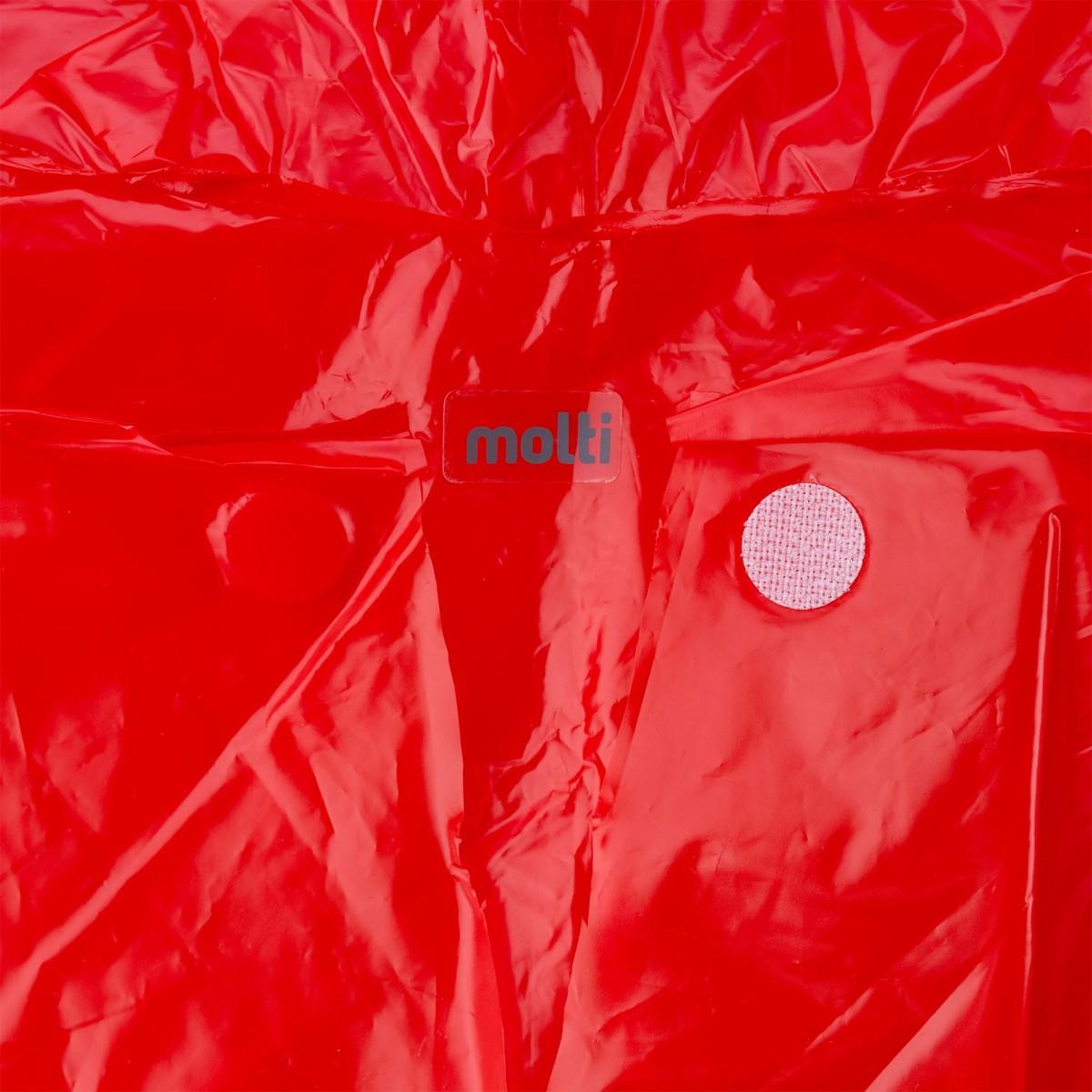 Дождевик-Плащ Brightway Красный