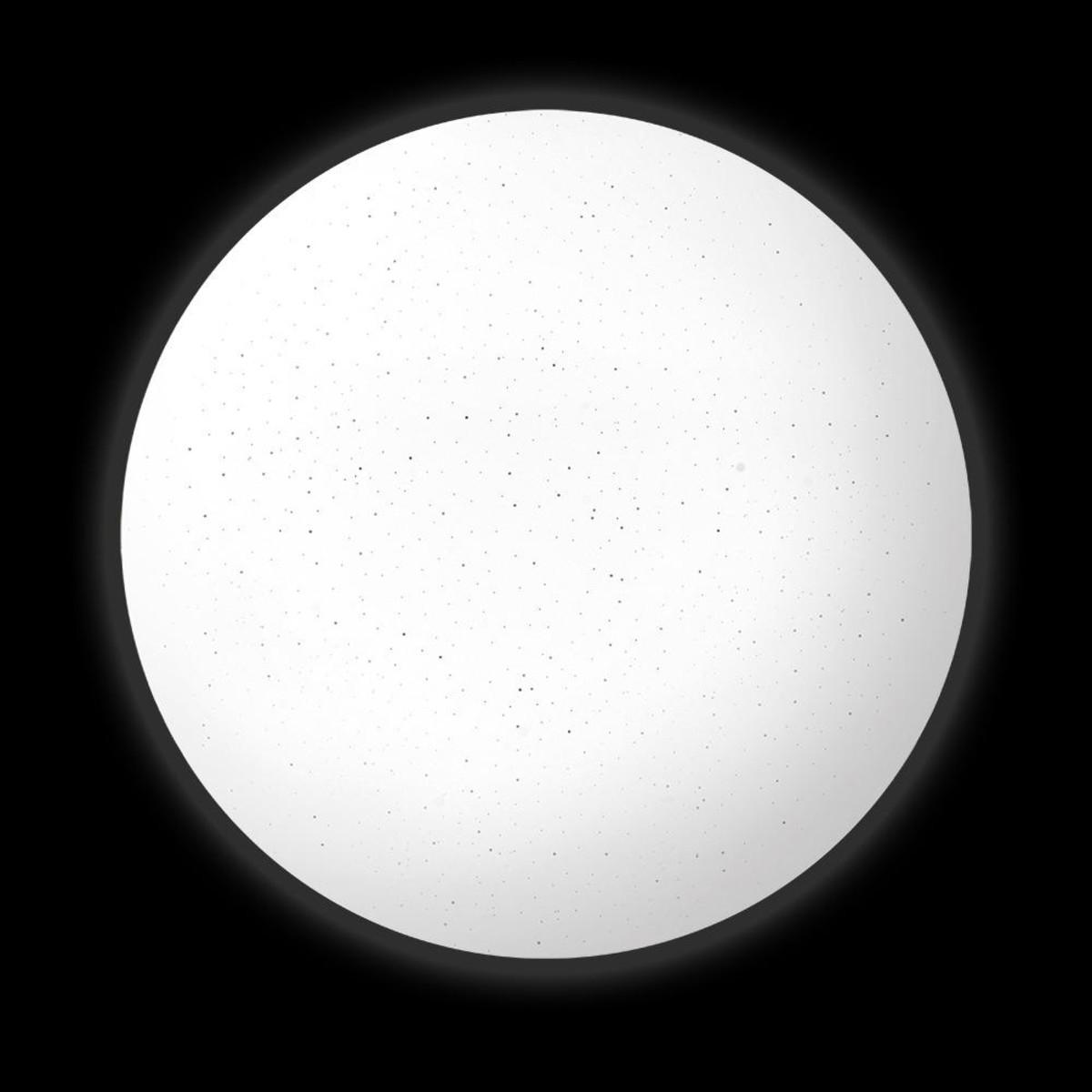 Светильник настенно-потолочный светодиодный Jazzway PPB 5025516 цвет белый