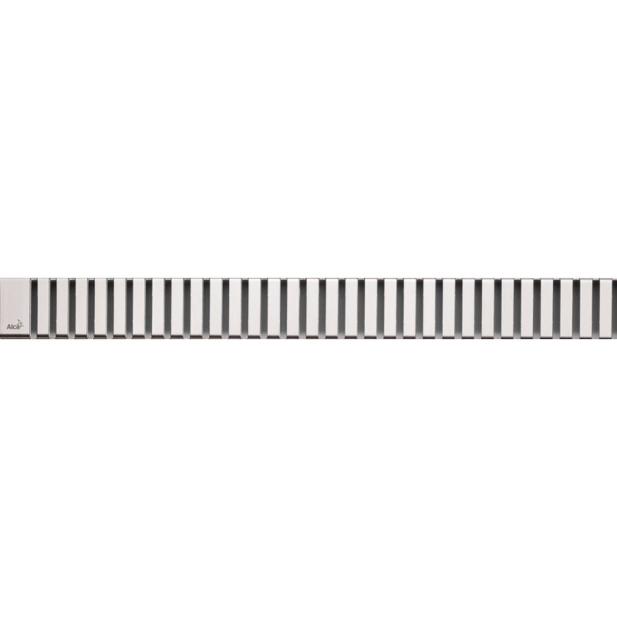 Решетка для трапа AlcaPlast LINE-950L глянцевая