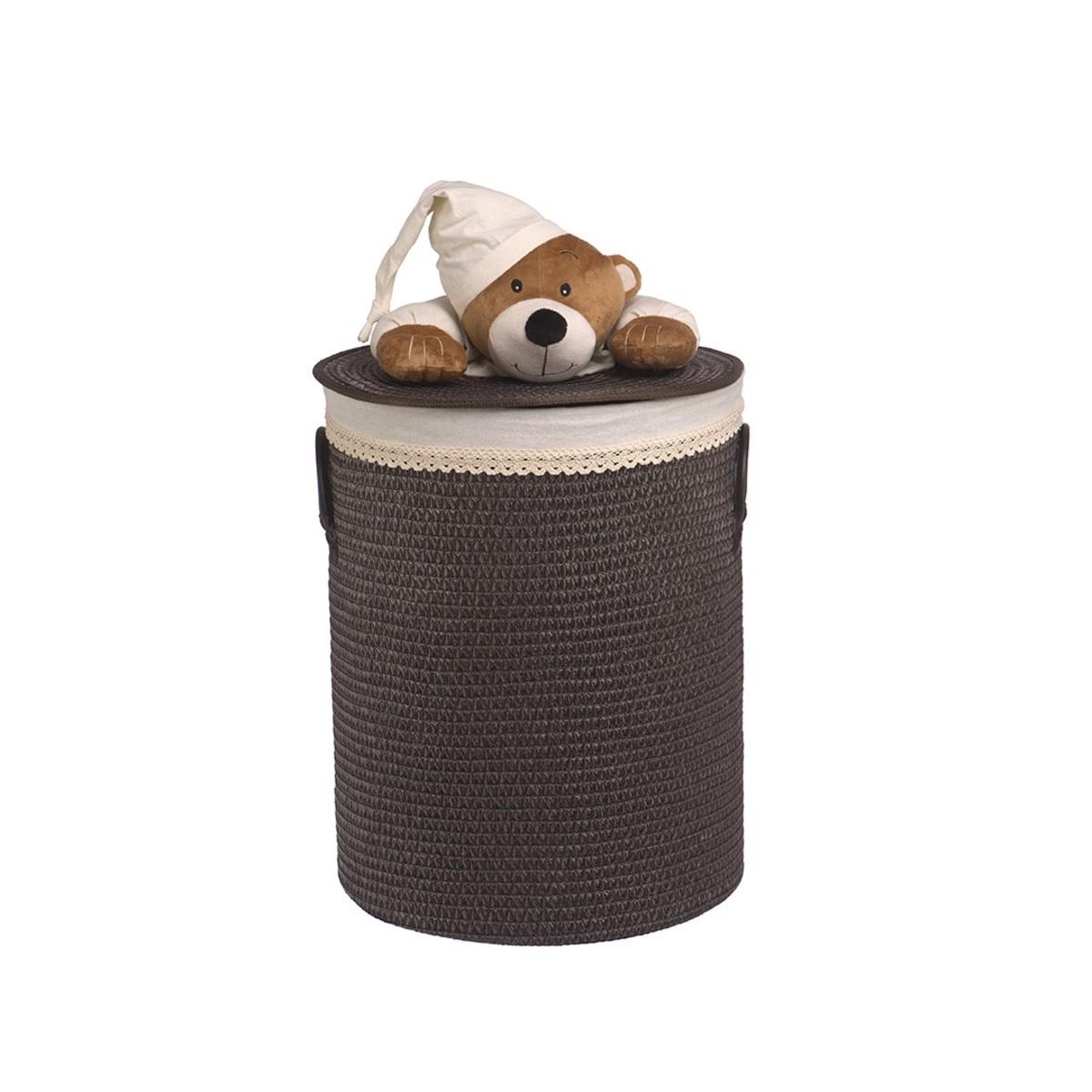 Корзина для хранения Handy Home Медвежонок QR-T-03L 42х42 см