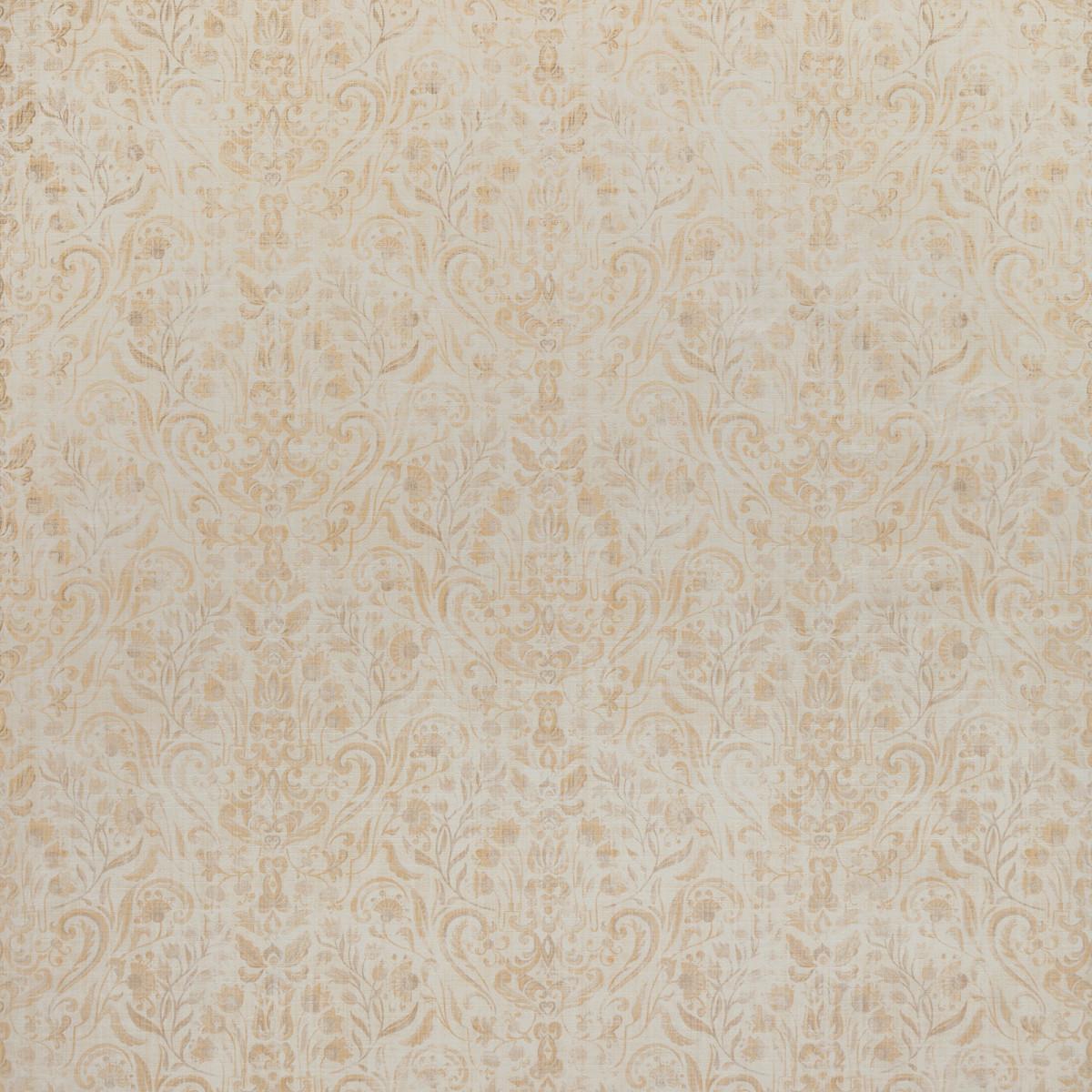 Обои флизелиновые Collection for walls Nils 8032 желтые 1.06 м