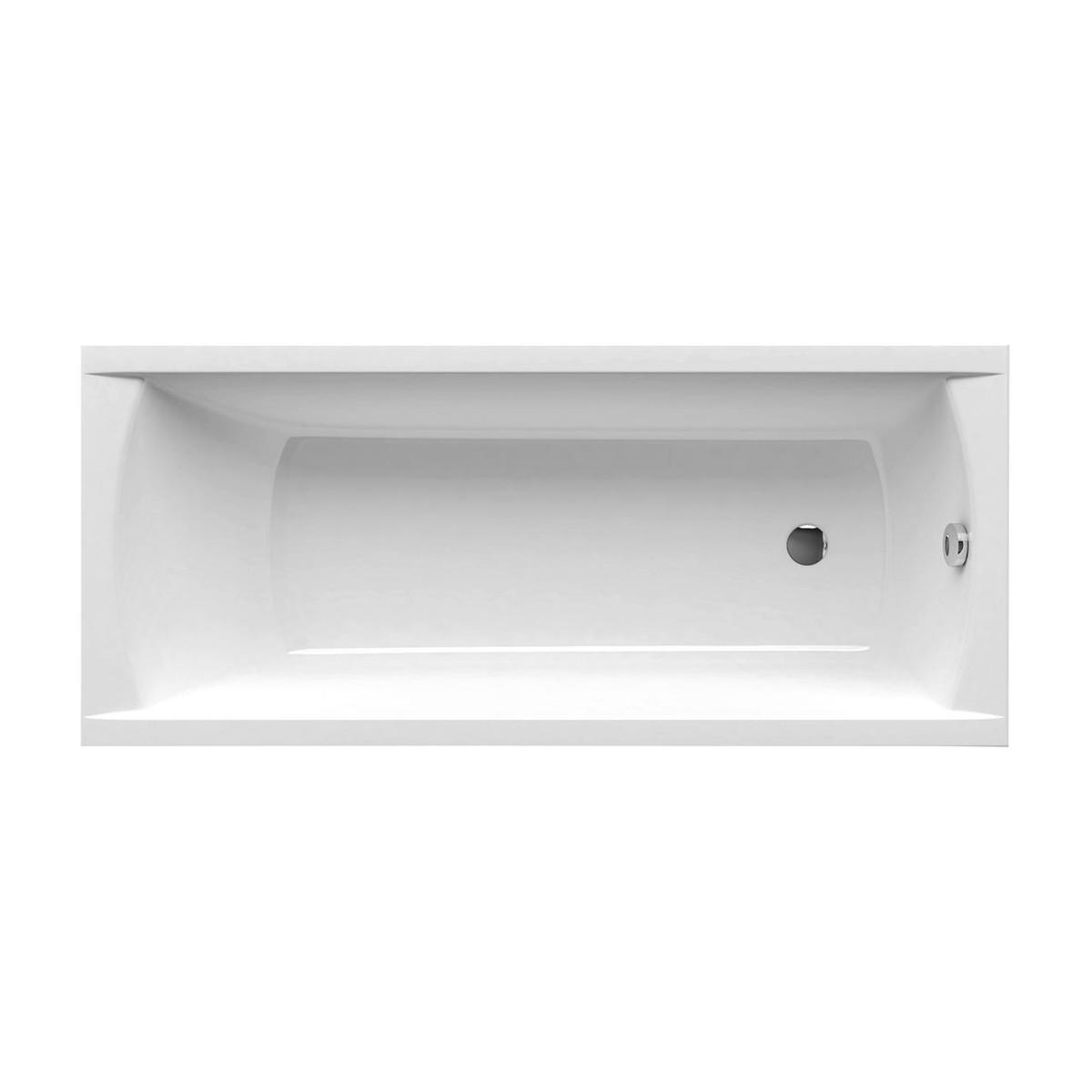 Акриловая прямоугольная ванна Ravak Classic 160x70 см C531000000