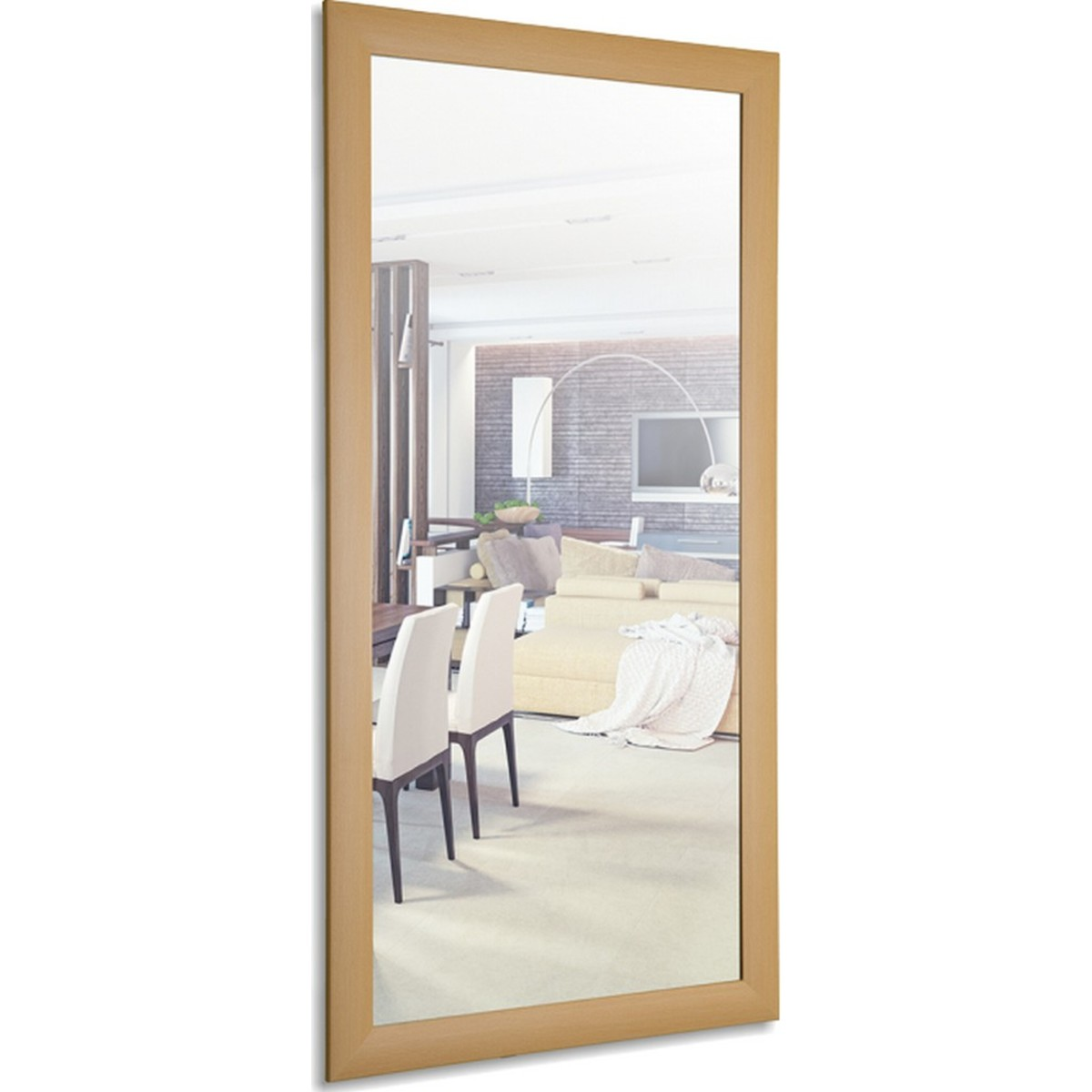 Зеркало без подсветки Mixline Багет 525442