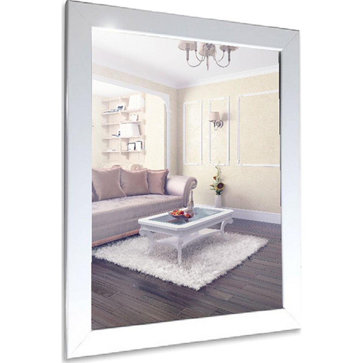 Зеркало без подсветки Mixline Багет 537432