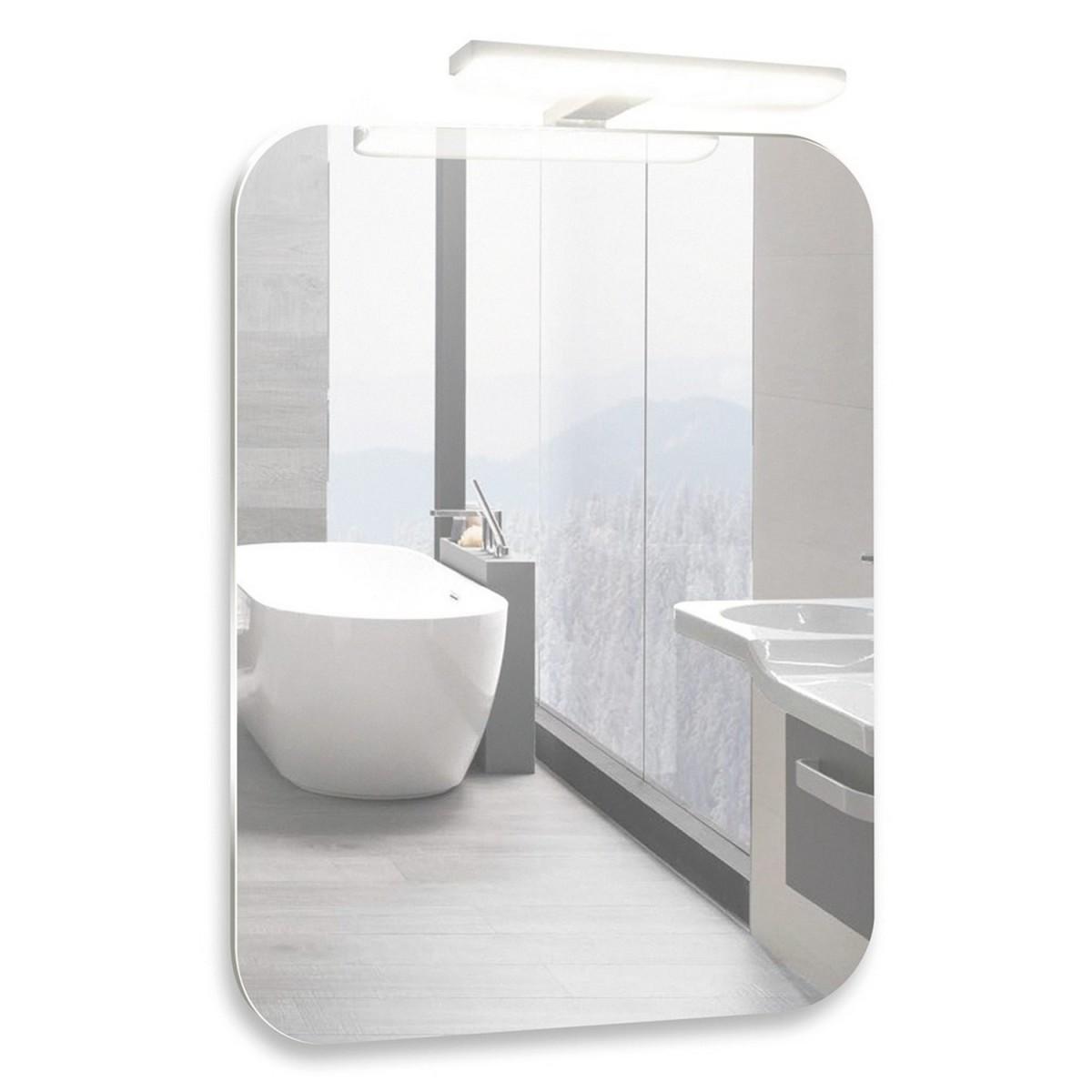 Зеркало со встроенной подсветкой Mixline Премьер 533657