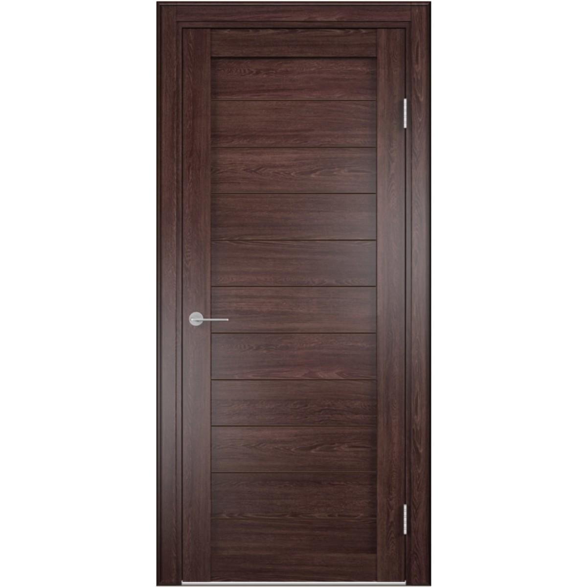 Дверное полотно Eldorf Бавария МП_0053 2000х900х35 мм МДФ