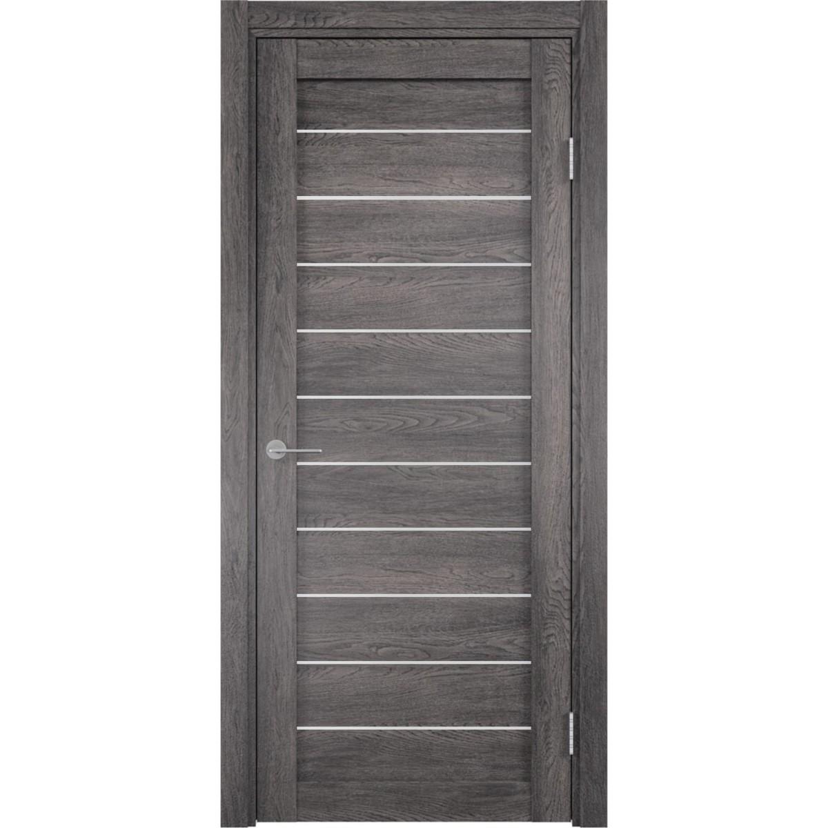 Дверное полотно Eldorf Бавария МП_0081 2000х700х35 мм МДФ