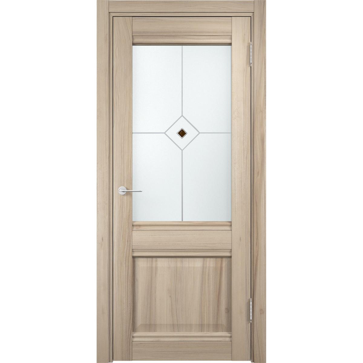 Дверное полотно Casaporte Милан МП_0168 2000х600х44 мм МДФ