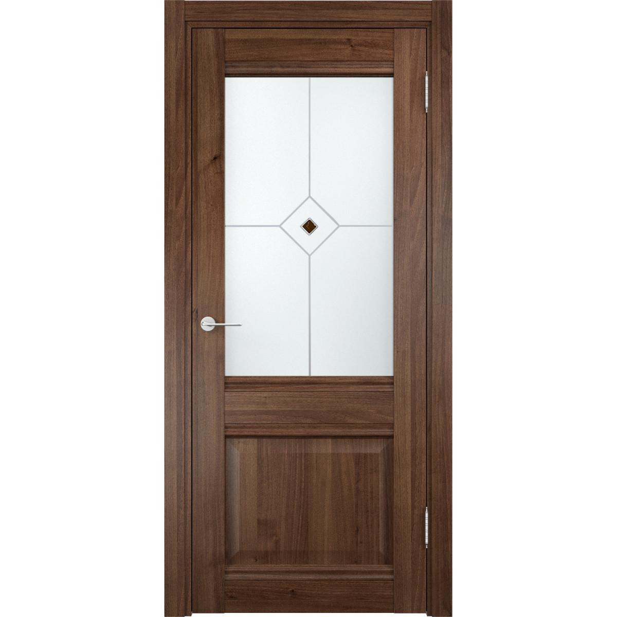 Дверное полотно Casaporte Милан МП_0176 2000х600х44 мм МДФ